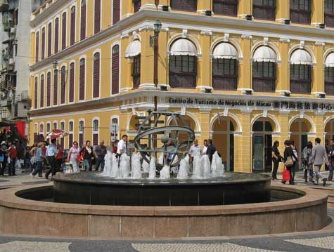 Macau Tourist Attractions